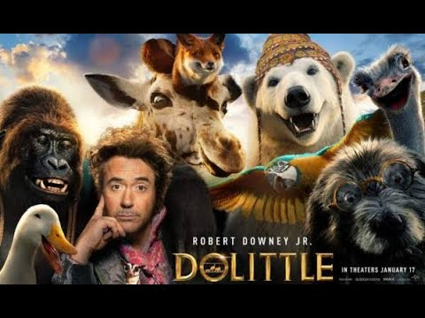 Dolitle Movie - The Voyage Of Doctor Dolittle | 2.0 | Robot 2 Movie - Film Action