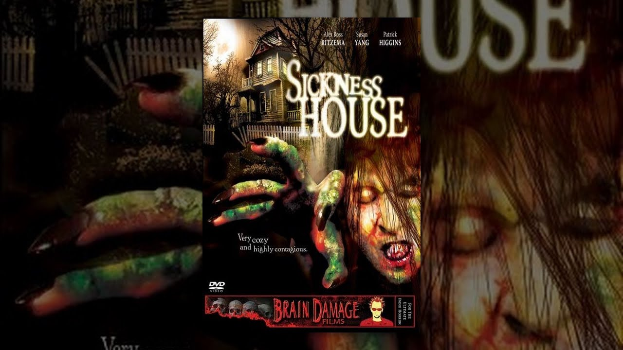 Sickness House - Full Horror Movie Terbaru 2020